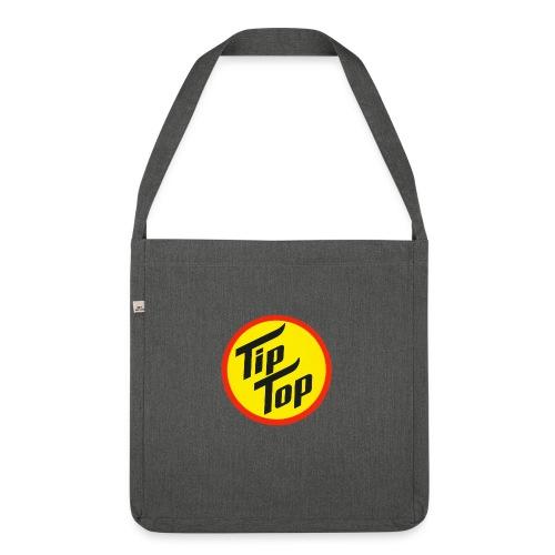 Tip Top Skiwachs - Schultertasche aus Recycling-Material