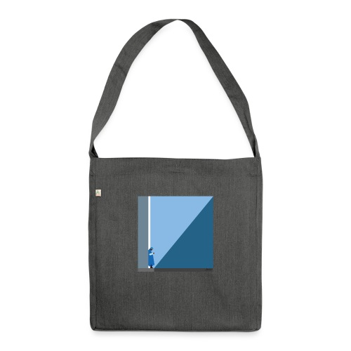 TOUAREG - Shoulder Bag made from recycled material