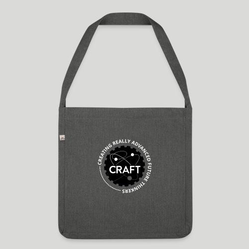 CRAFT - Skuldertaske af recycling-material