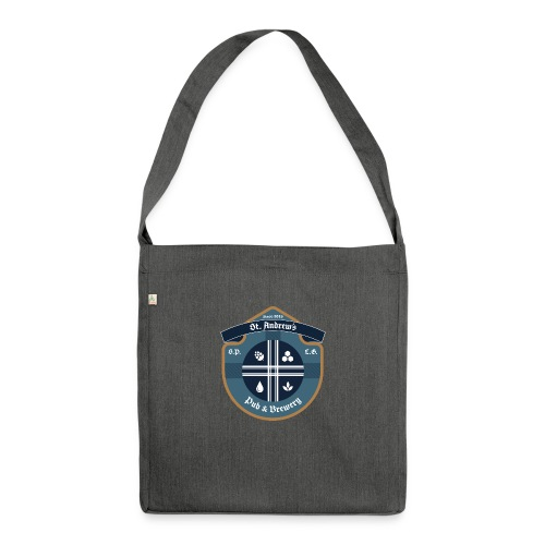 St Andrews T-Shirt - Borsa in materiale riciclato