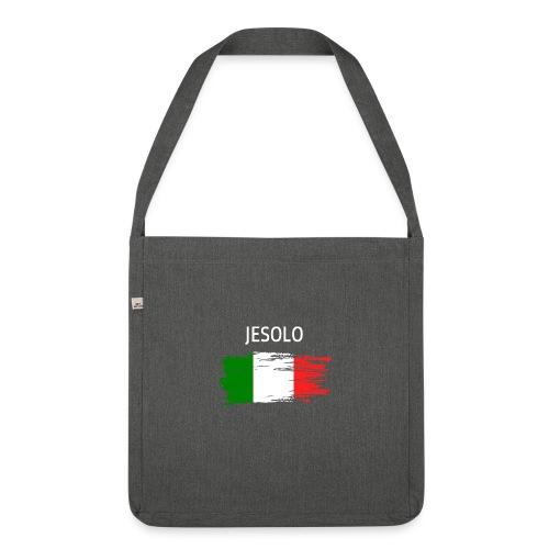 Jesolo Fanprodukte - Schultertasche aus Recycling-Material