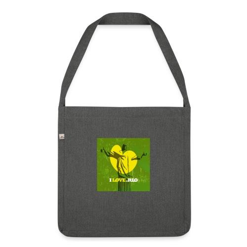 ILOVE.RIO MATA ATLANTICA - Shoulder Bag made from recycled material