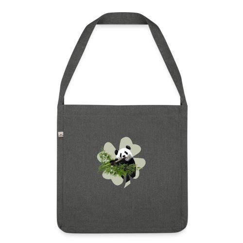 My lucky Panda - Sac bandoulière 100 % recyclé