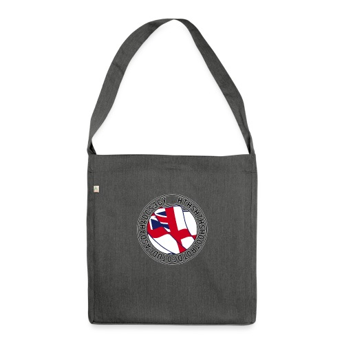 Hands to Harbour Stations (DC) - Shoulder Bag made from recycled material
