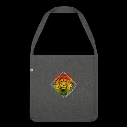 LION HEAD - UNDERGROUNDSOUNDSYSTEM - Schultertasche aus Recycling-Material