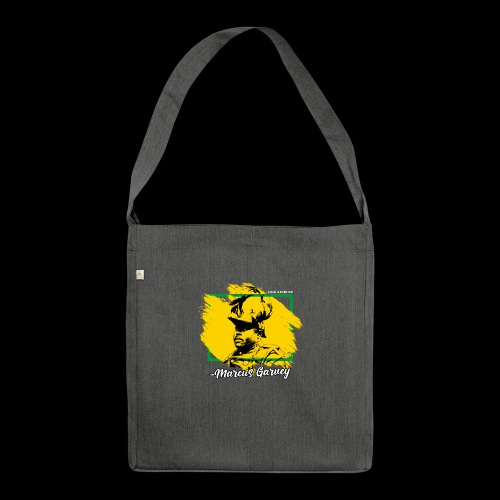 MARCUS GARVEY by Reggae-Clothing.com - Schultertasche aus Recycling-Material