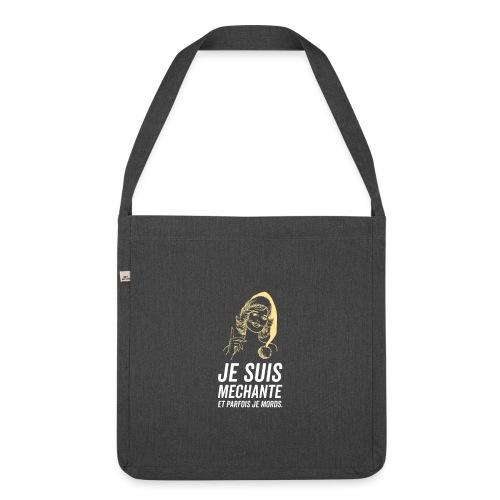 Tshirt Femme - Sac bandoulière 100 % recyclé