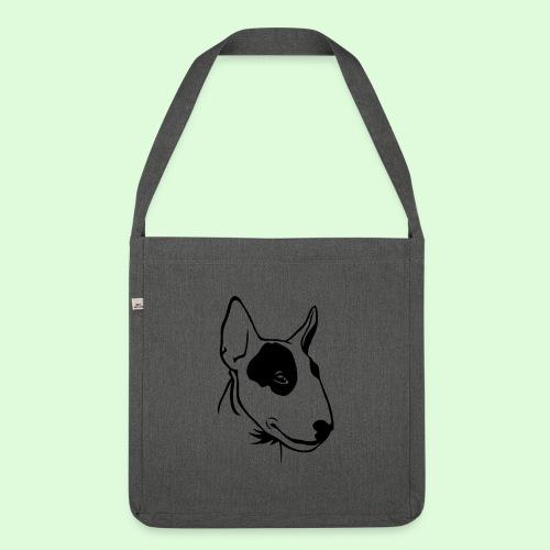 Bull Terrier - Sac bandoulière 100 % recyclé