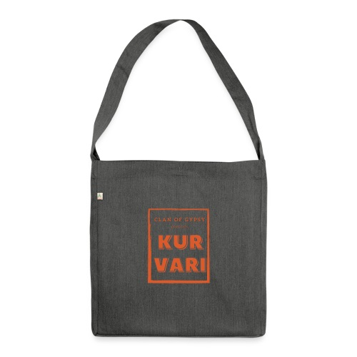 Clan of Gypsy - Position - Kurvari - Schultertasche aus Recycling-Material