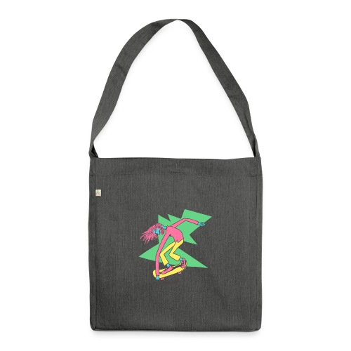 Cuckoo Skateboards - Shoulder Bag made from recycled material