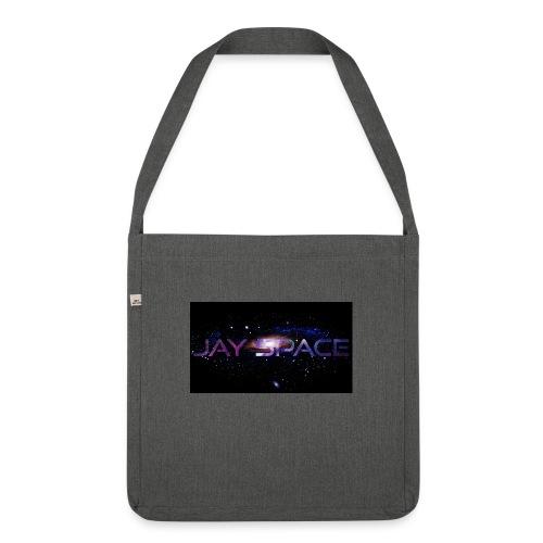 Jay Space - Olkalaukku kierrätysmateriaalista
