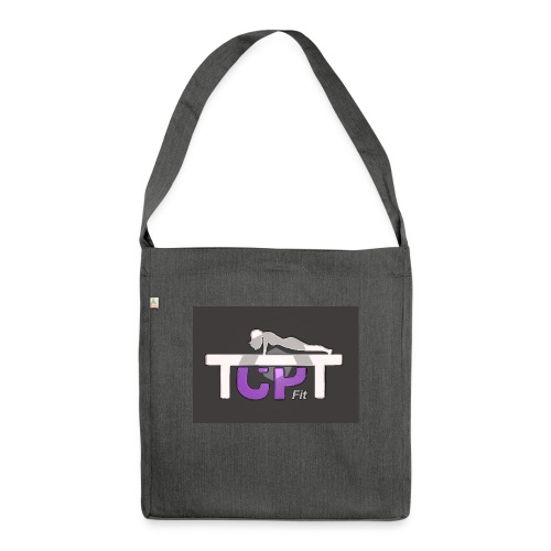 TCPTFit - Shoulder Bag made from recycled material