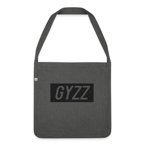 Gyzz - Skuldertaske af recycling-material