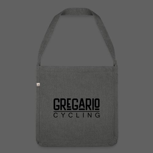 Gregario Cycling - Schultertasche aus Recycling-Material