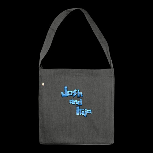 Josh and Ilija - Shoulder Bag made from recycled material