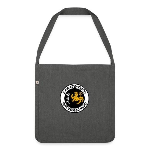 onkinawate logo ueberarbeitet - Schultertasche aus Recycling-Material