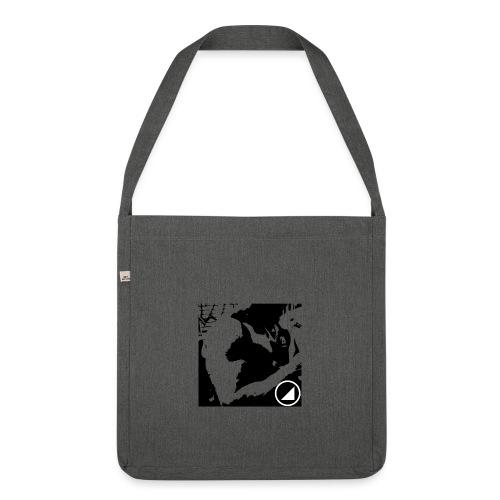 BULGEBULLFSE2 - Shoulder Bag made from recycled material
