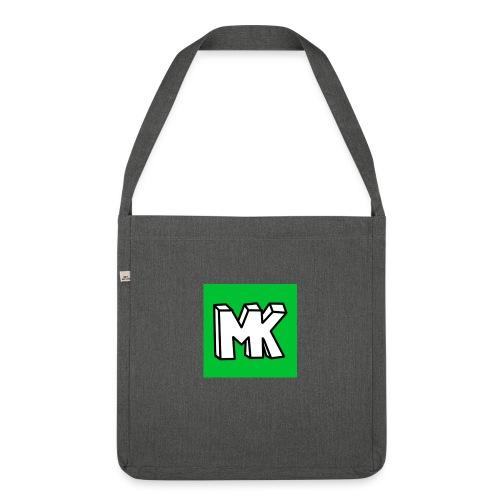 MK - Schoudertas van gerecycled materiaal