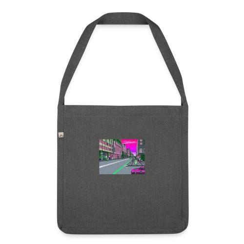 Game City 80's - Borsa in materiale riciclato