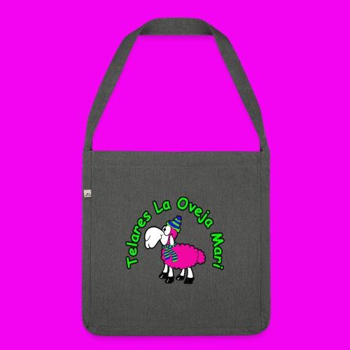 TELARES LA OVEJA MARI - Shoulder Bag made from recycled material
