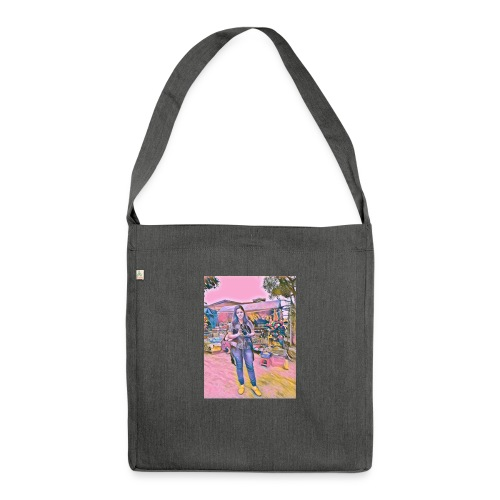 238745309072202 - Shoulder Bag made from recycled material