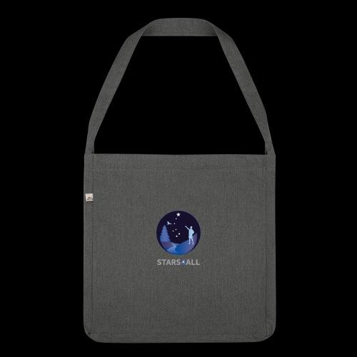 Stars4All - Bandolera de material reciclado