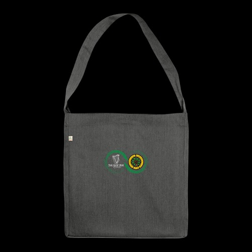 Harp and French CSC logo - Sac bandoulière 100 % recyclé