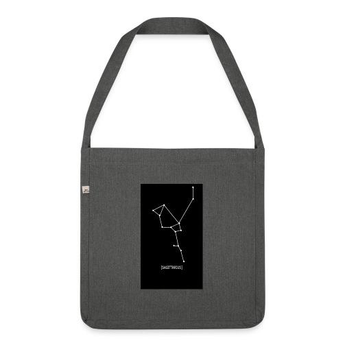 SAGITTARIUS EDIT - Shoulder Bag made from recycled material