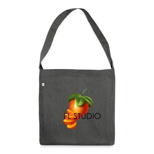 Sliced Sweaty Fruit - Shoulder Bag made from recycled material