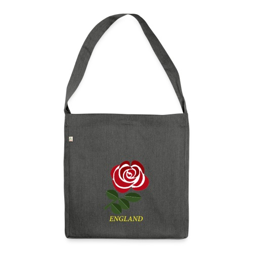 England logo Design - Shoulder Bag made from recycled material