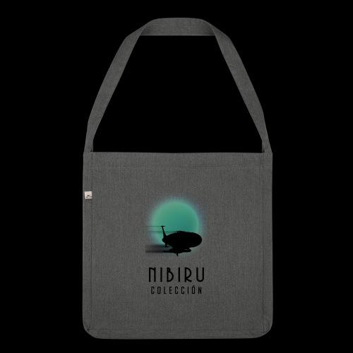 NibiruLogo - Bandolera de material reciclado