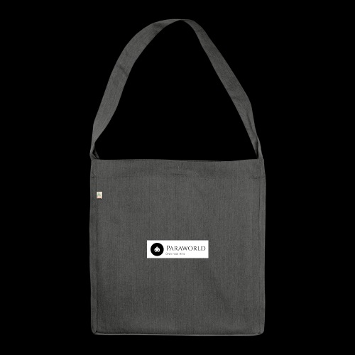 2EAB9E80 9B35 44AA 806C 466A138B7216 - Shoulder Bag made from recycled material