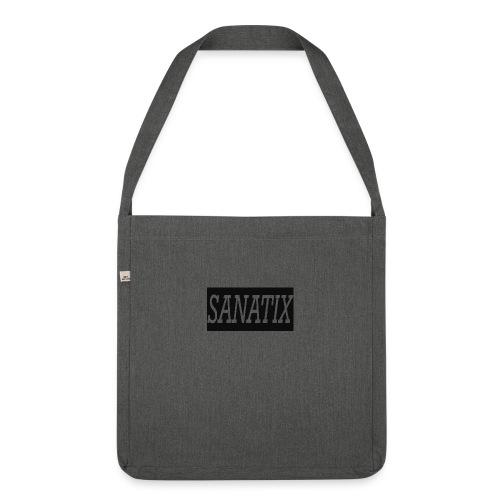 SanatixShirtLogo - Shoulder Bag made from recycled material