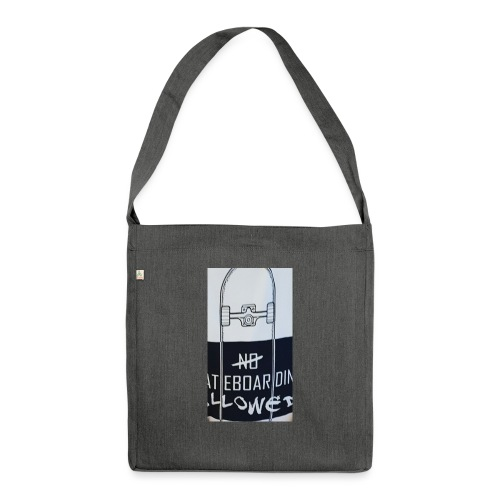 My new merchandise - Shoulder Bag made from recycled material