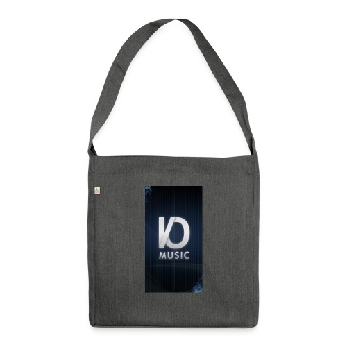 iphone6plus iomusic jpg - Shoulder Bag made from recycled material