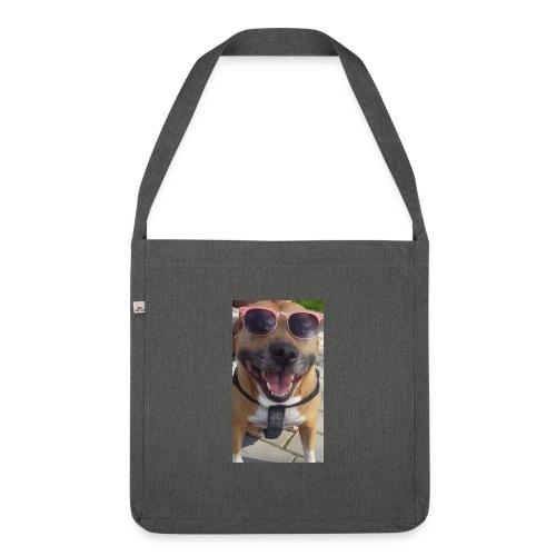 Cool Dog Foxy - Schoudertas van gerecycled materiaal