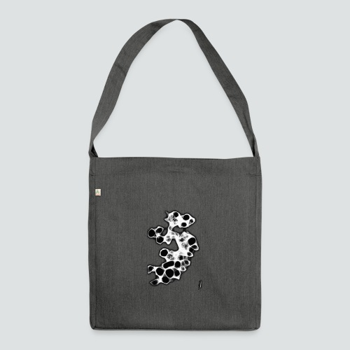 Dragon 1 png - Schultertasche aus Recycling-Material