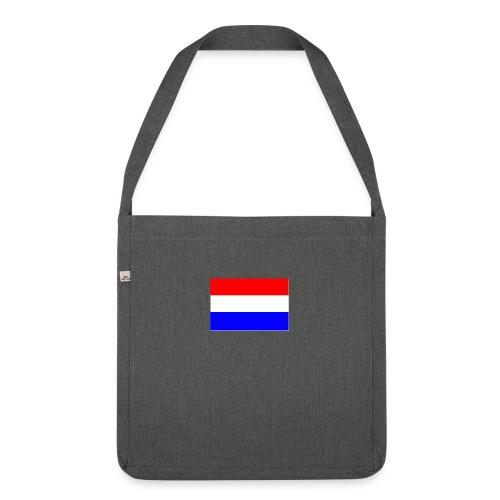 vlag nl - Schoudertas van gerecycled materiaal