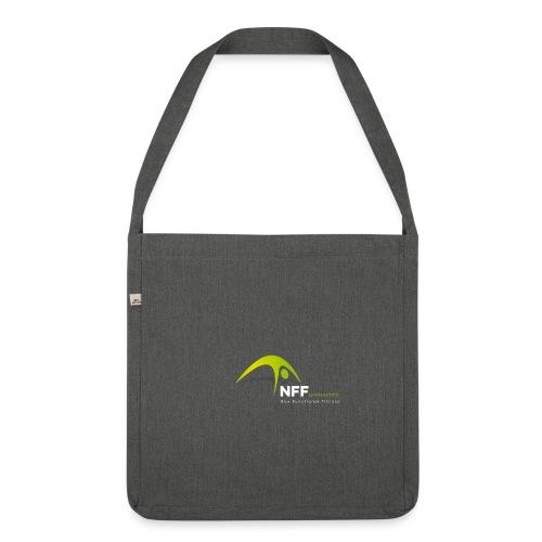 NFF Gymnastics - Schultertasche aus Recycling-Material