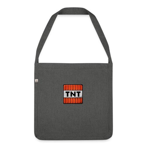 TNT - Schultertasche aus Recycling-Material
