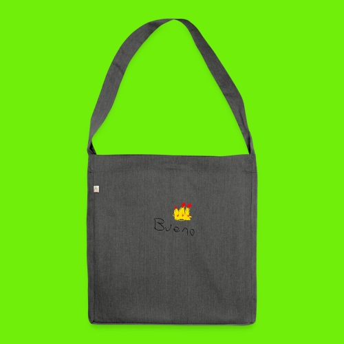 King Bueno Classic Merch - Shoulder Bag made from recycled material