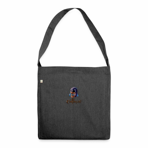 Contignent Logo - Shoulder Bag made from recycled material