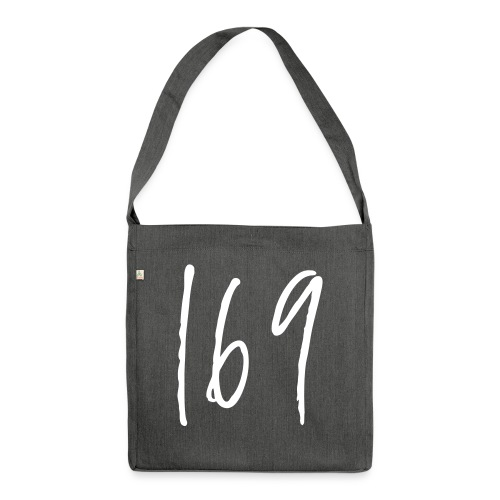 169 Logo - Shoulder Bag made from recycled material
