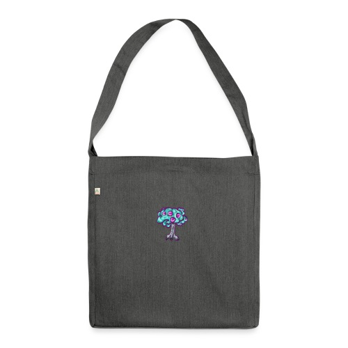 Neon Tree - Shoulder Bag made from recycled material