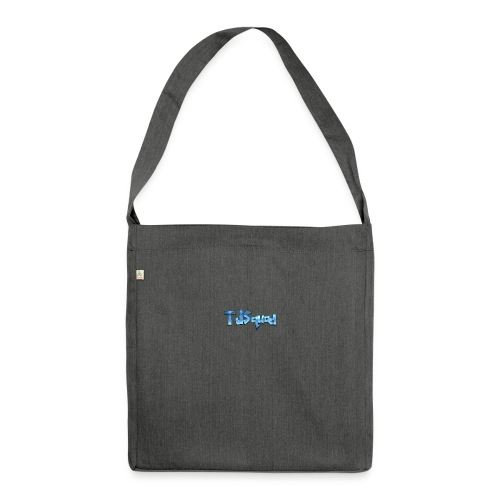 TJ SQUAD MERCH!!! - Shoulder Bag made from recycled material