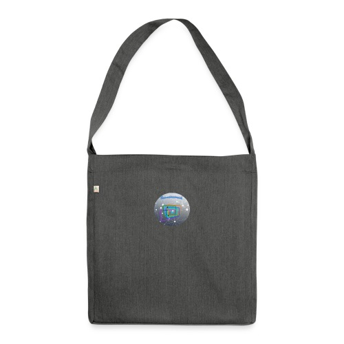 tcs logo - Shoulder Bag made from recycled material