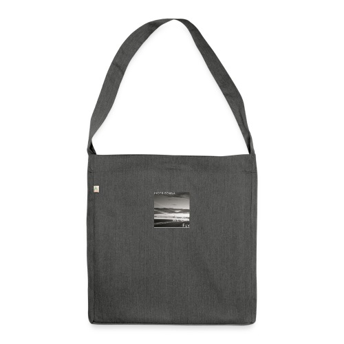 we can fly tshirts - Shoulder Bag made from recycled material