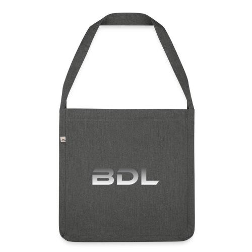 BDL lyhenne - Olkalaukku kierrätysmateriaalista