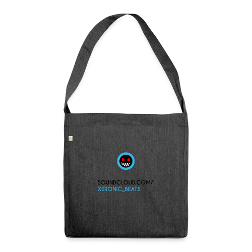 XERONIC LOGO - Shoulder Bag made from recycled material