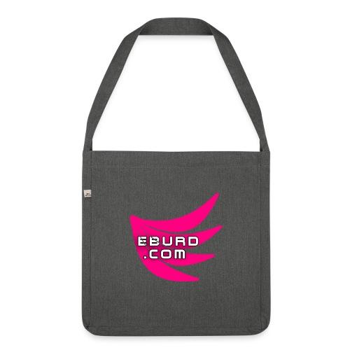 EBURD LOGO GROSS - Schultertasche aus Recycling-Material